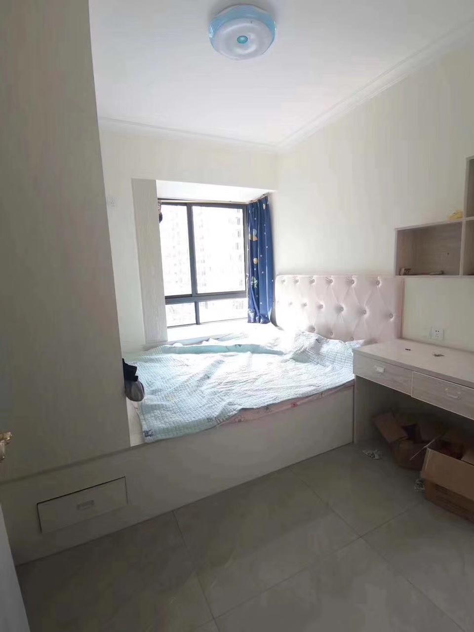 兆南熙园3室2厅1卫77.8万元