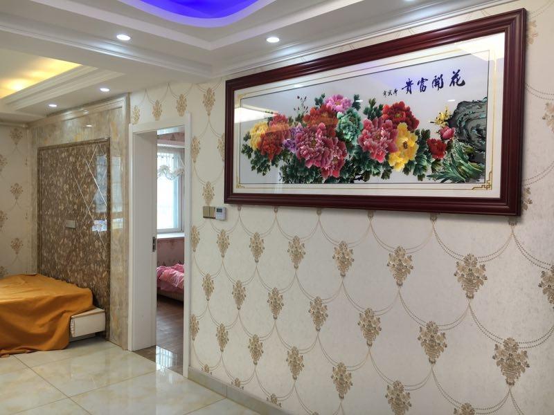 大明国际豪华装修3室2厅送品牌家具家电106万元