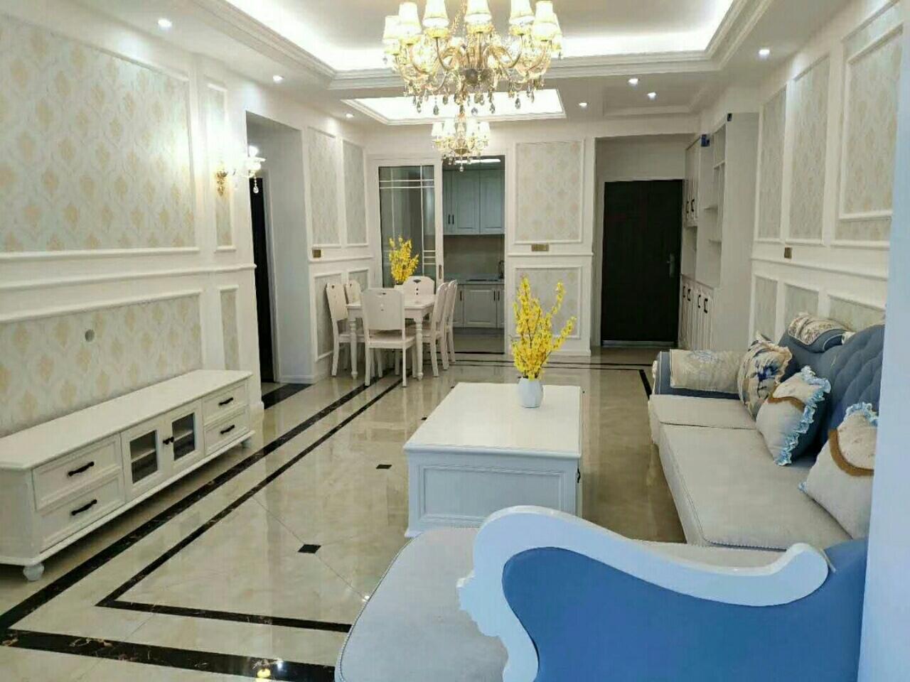 利城半岛3室2厅2卫69.8万元