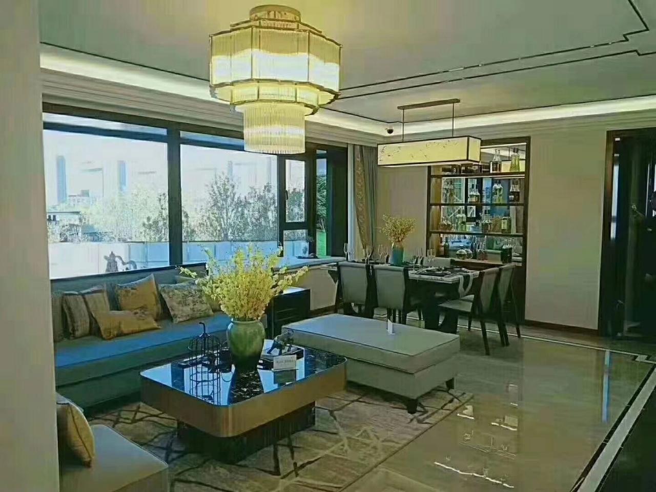 富盈家园东临,129平南北通透,新房首付20万