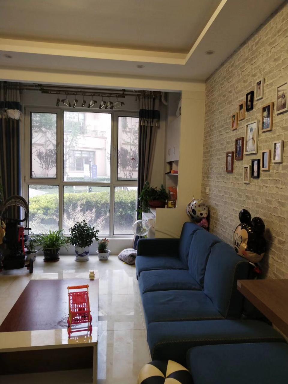 201905中南世纪城精装2室2厅1卫56万元