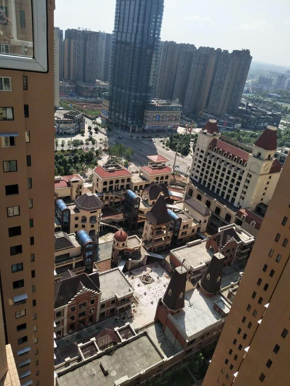 城北水体公园嘉禾未来城