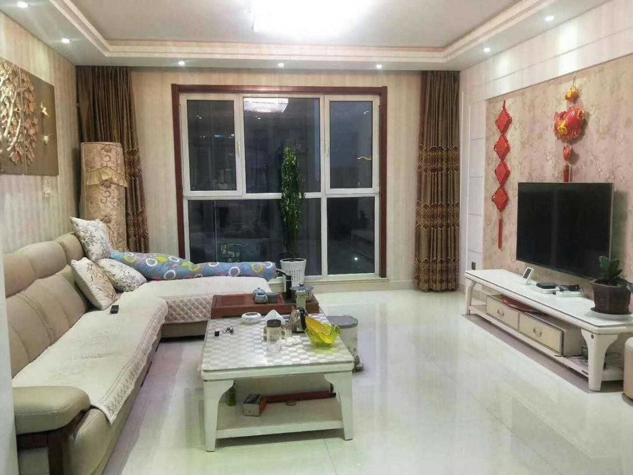 贵和苑北区精装修未住3室2厅2卫155万元