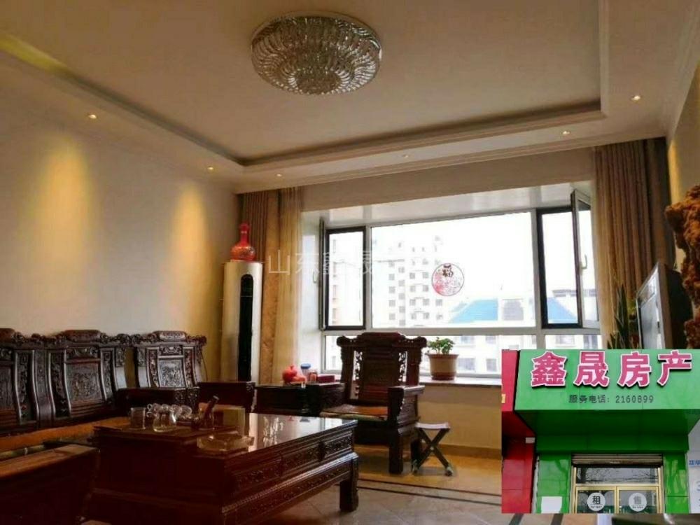 渤海锦绣城3室2厅1卫165万元
