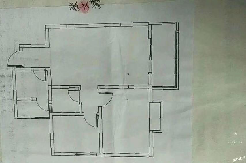 名仕公馆小区2室 2厅 1卫72万元