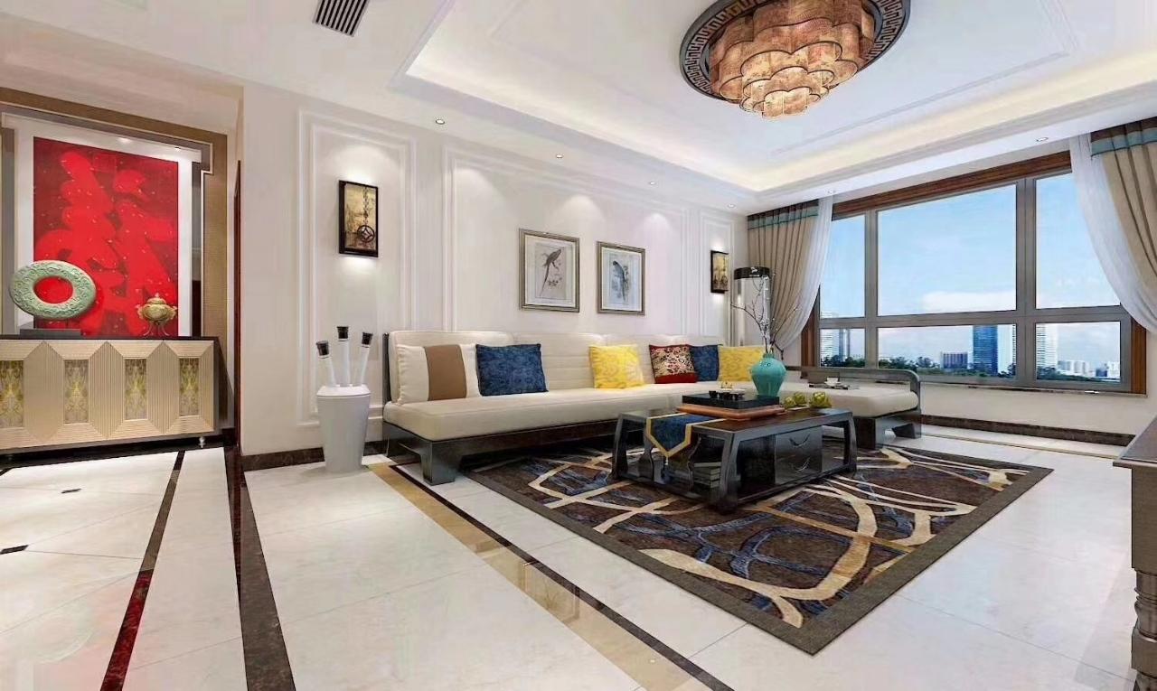梧桐印象一手房手续4室150平5楼,带车位127万