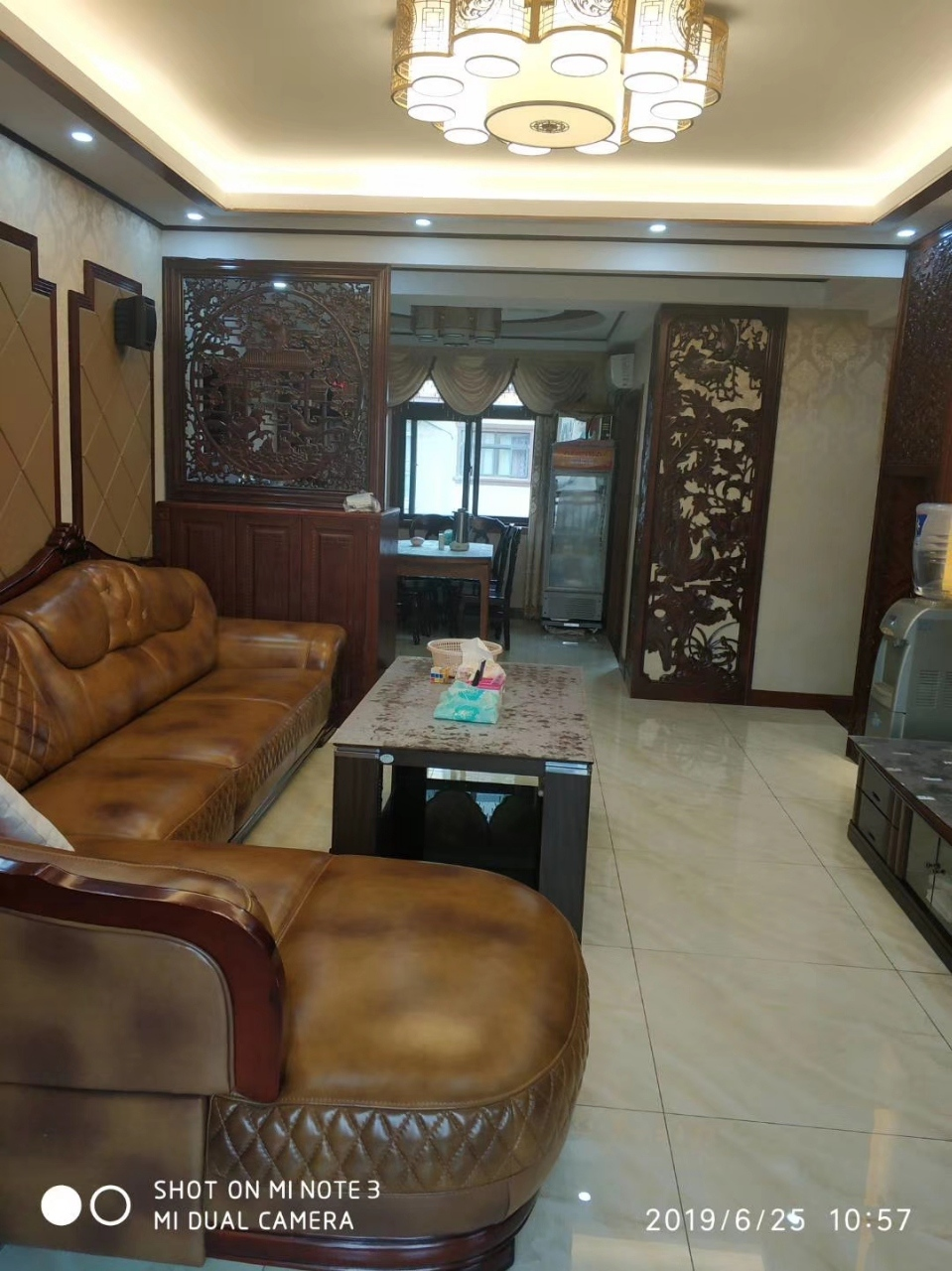 嘉华城·清漪阁4室2厅2卫110万元,业主急卖