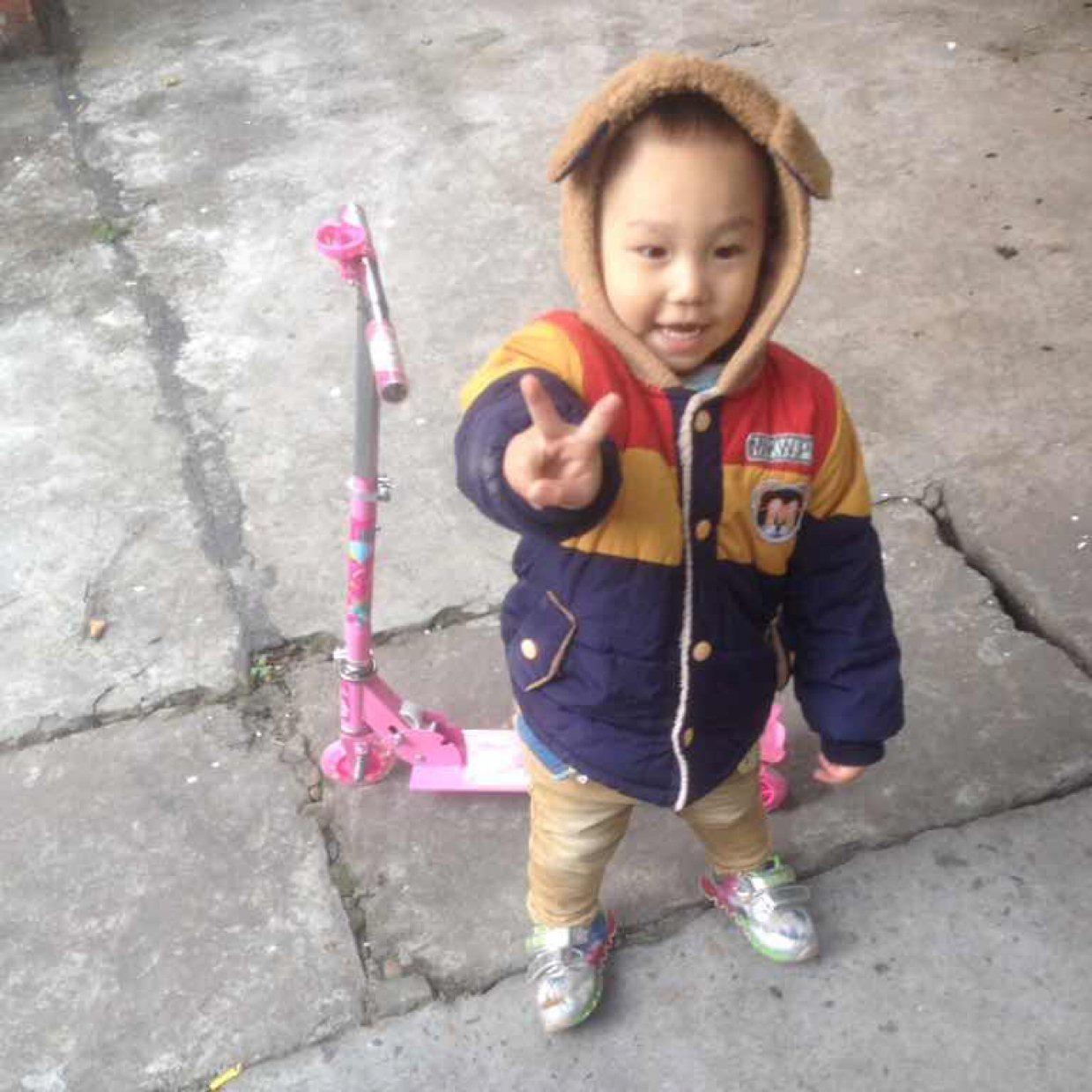 我娃儿叫刘雨豪