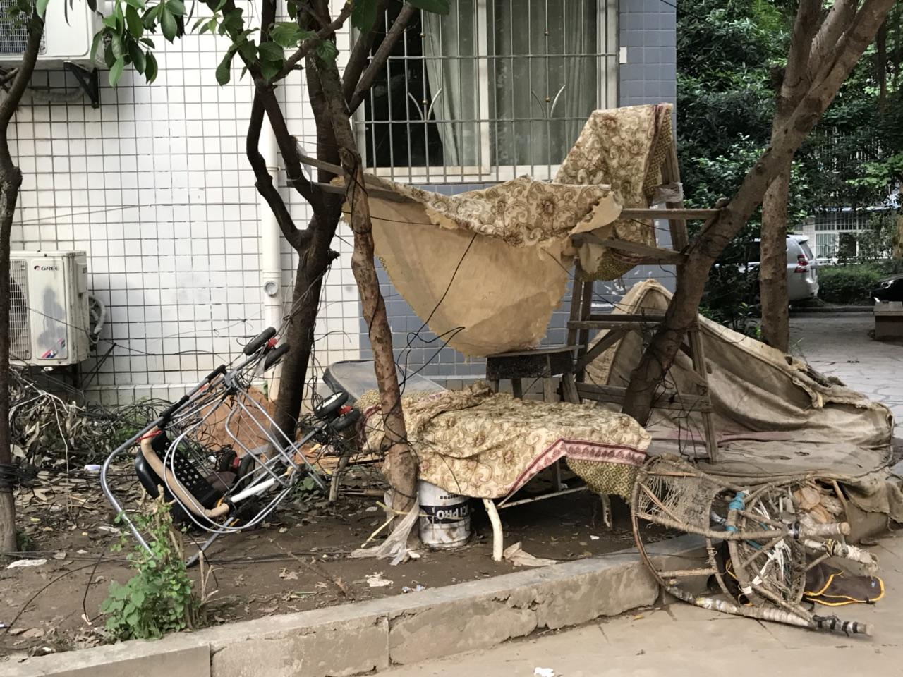 合江县故园小区,几大乱象,凸显物业公司不作为