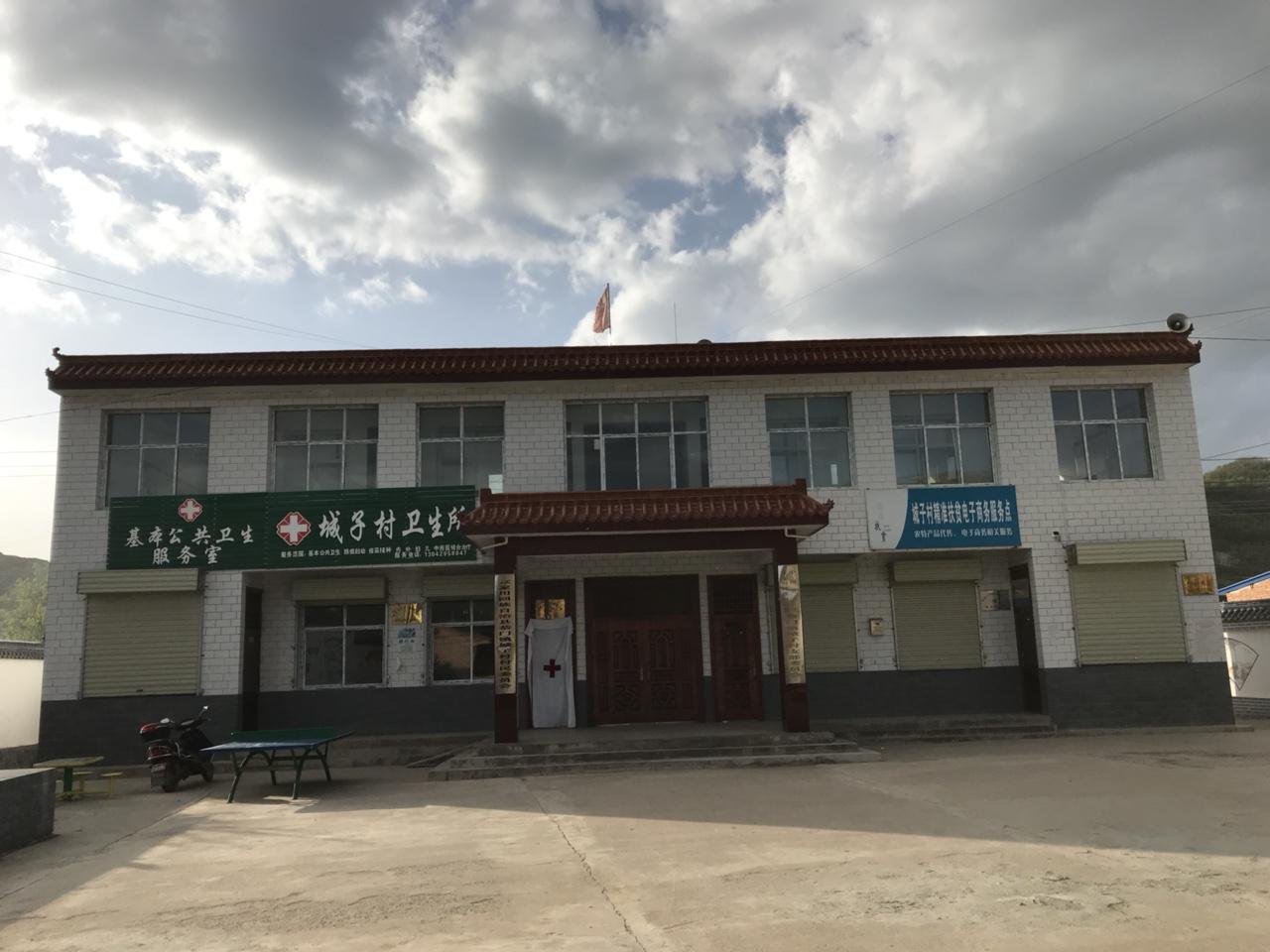 【文化惠民】恭门镇城子村综合文化服务中心