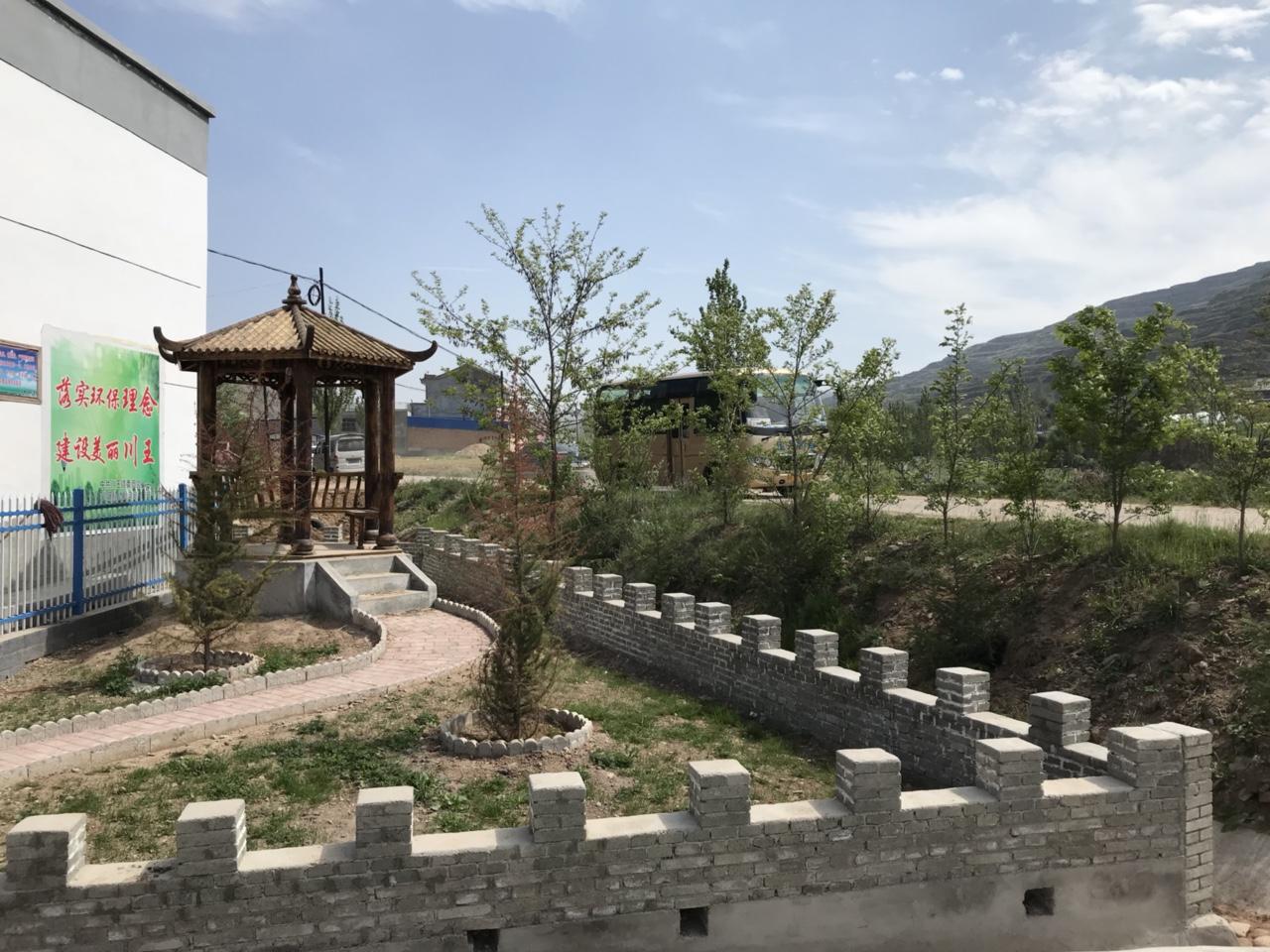 【文化惠民】川王镇村级综合文化服务中心风�迷人