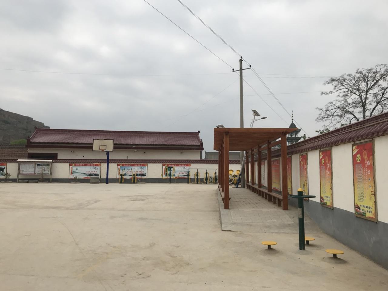【文化惠民】马关镇综合文化服务中心群众休闲的好去处