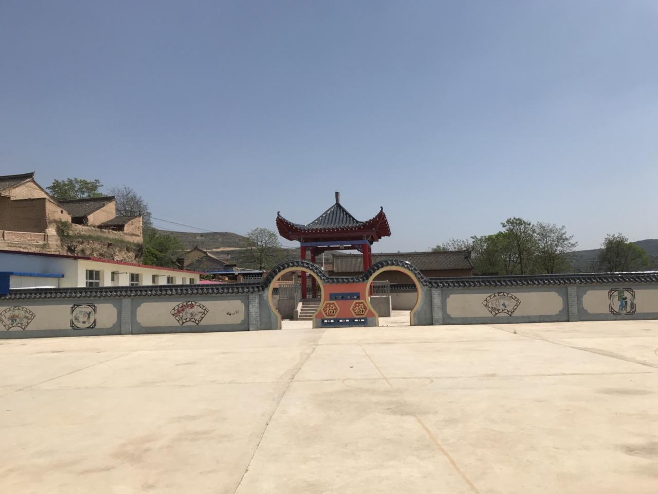【文化惠民】梁山上的综合文化服务中心是这座山梁上最靓丽的风景线!