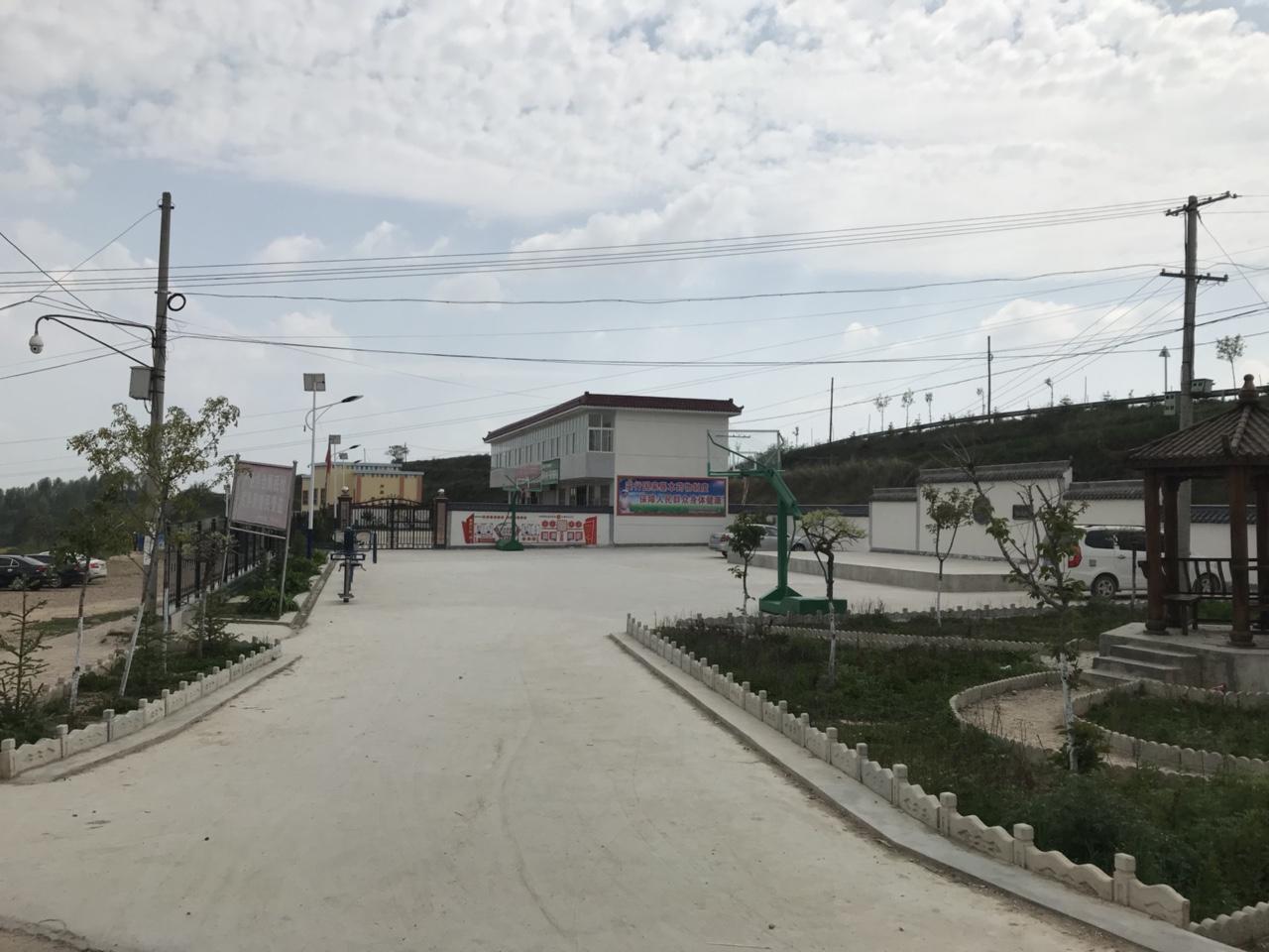 【文化惠民】平安梁上的村级综合文化服务中心在这个夏天格外美丽