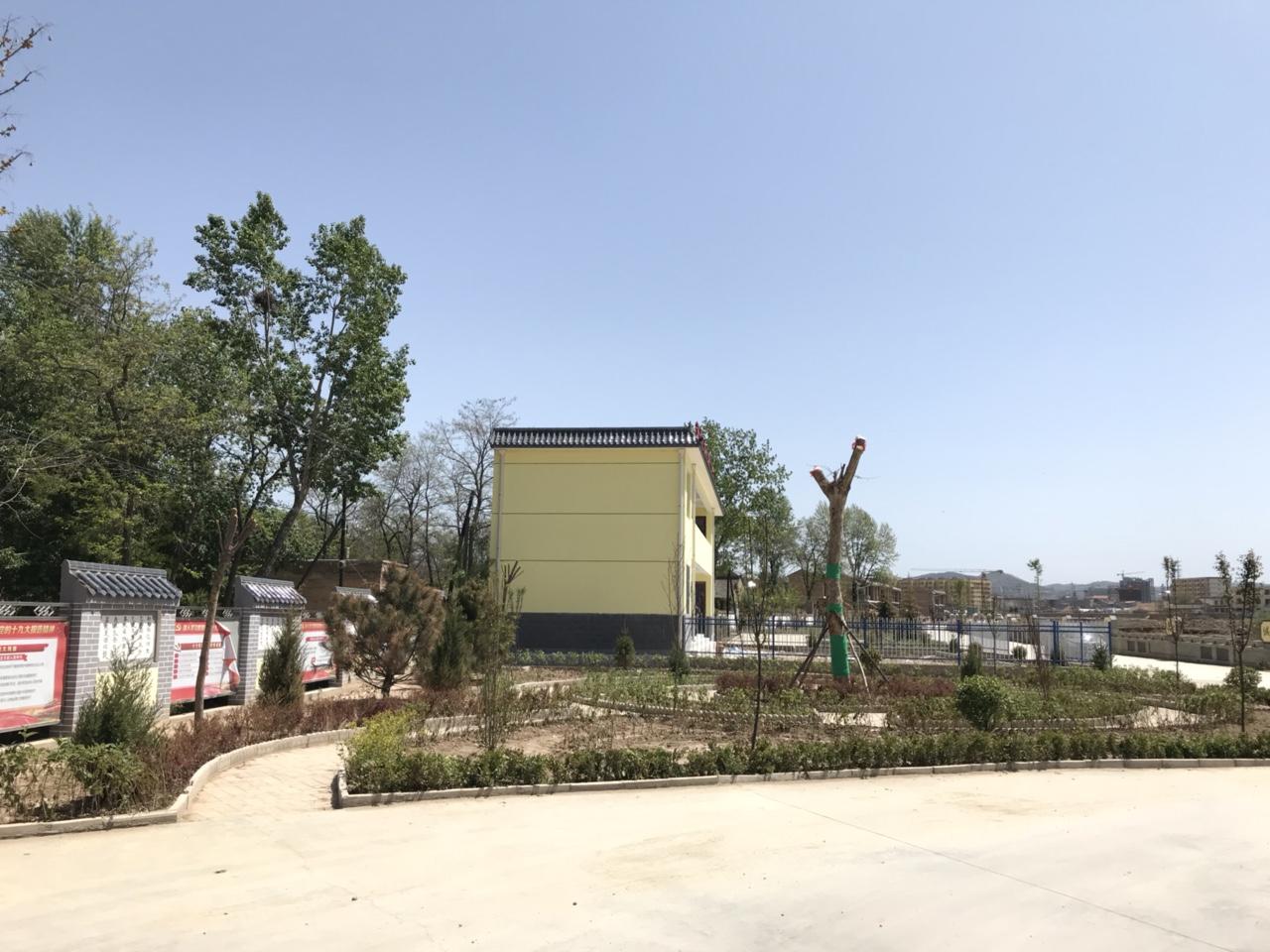 【文化惠民】龙山镇汪堡村综合文化服务中心风�