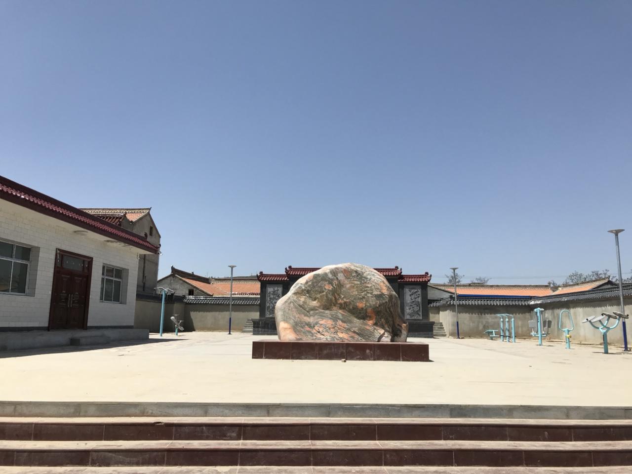 【文化惠民】龙山镇芦塬村综合文化服务中心风�