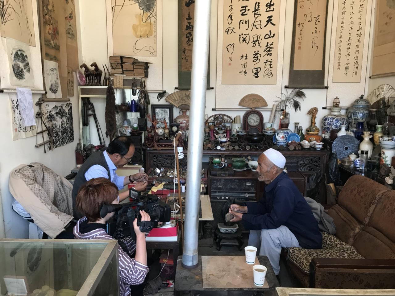 【高手在民间】张家川县电视台挖掘�访民间艺人铁世义