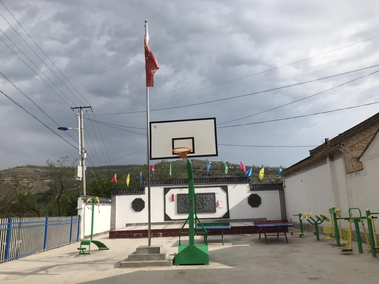 【文化惠民】连五乡张家村综合文化服务中心风�