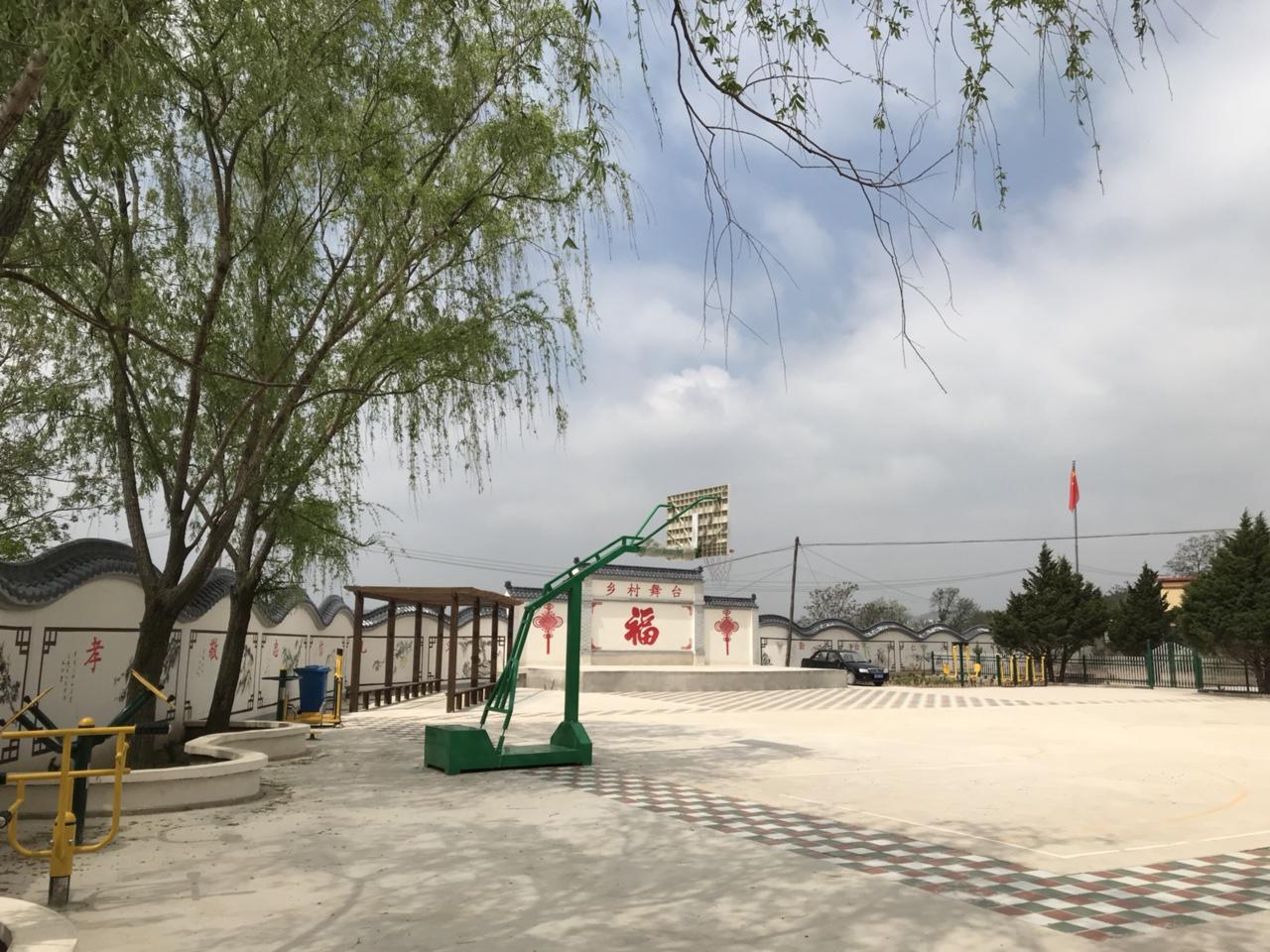 【文化惠民】马关镇东庄村综合文化服务中心风采