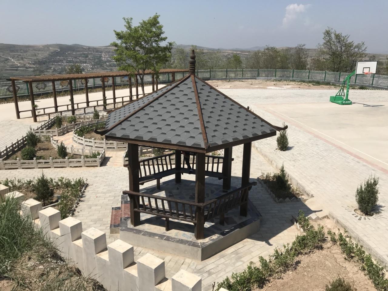 【文化惠民】梁山镇吕湾村综合文化服务中心风�