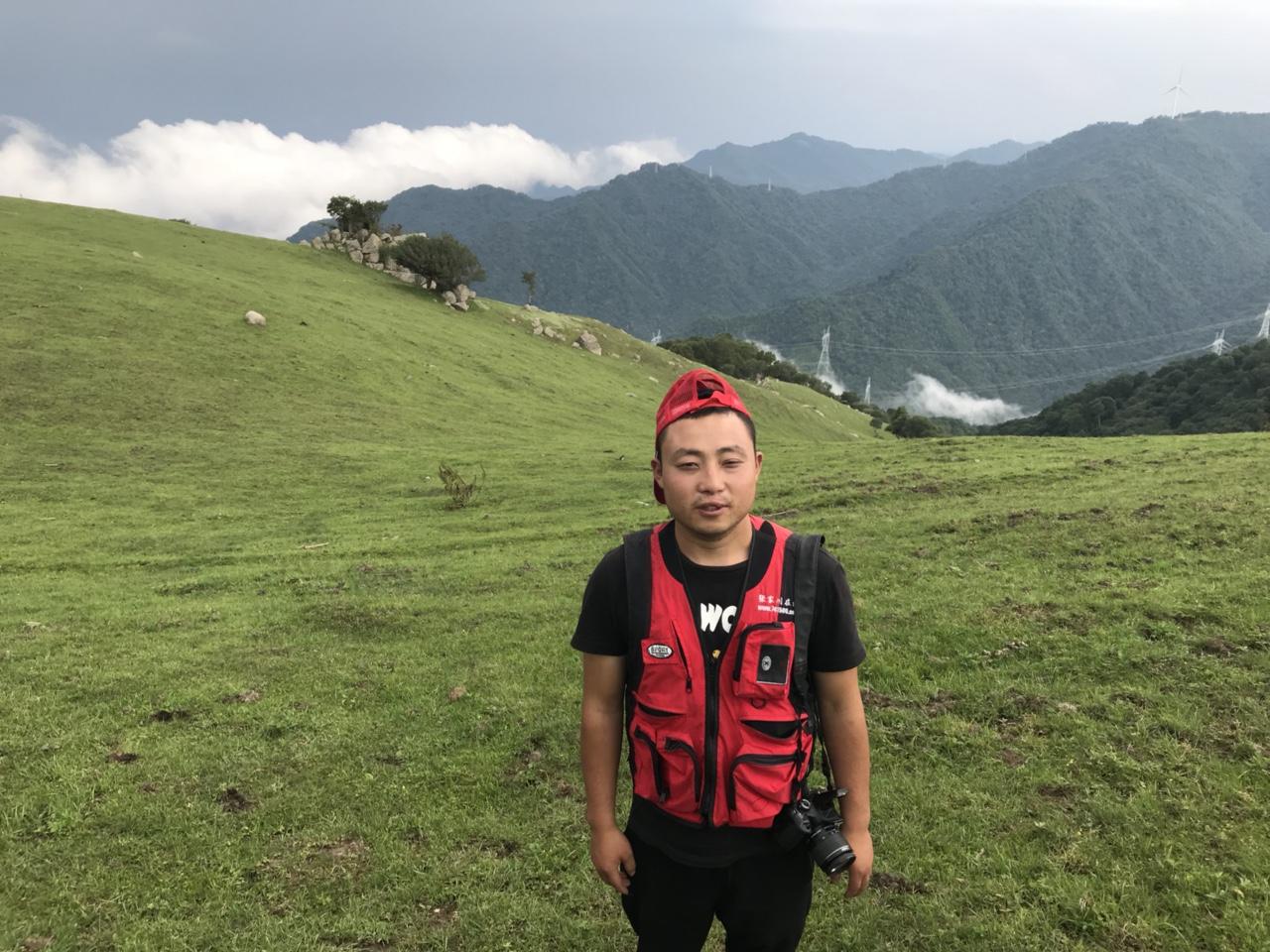 中国大关山摄影俱乐部第21次活动走进关山老爷岭
