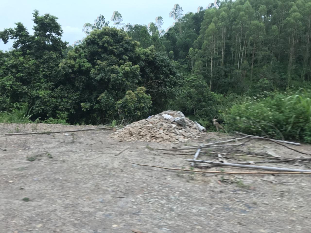 灰寨镇的这条乡道,为何修了两年没有修好?