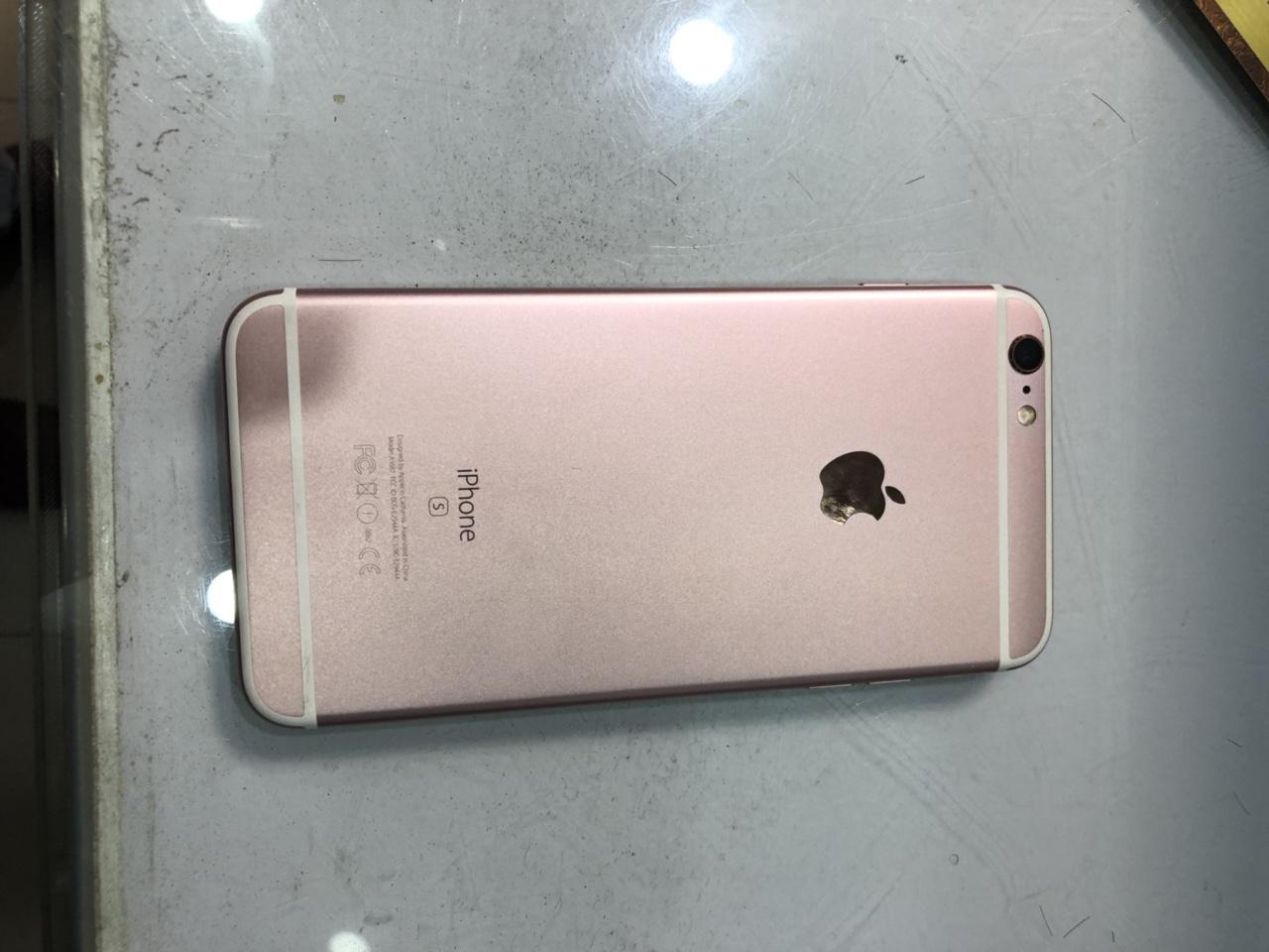 苹果手机6s,内存64g,八成新,原装正品,没有维修过,可以检测。