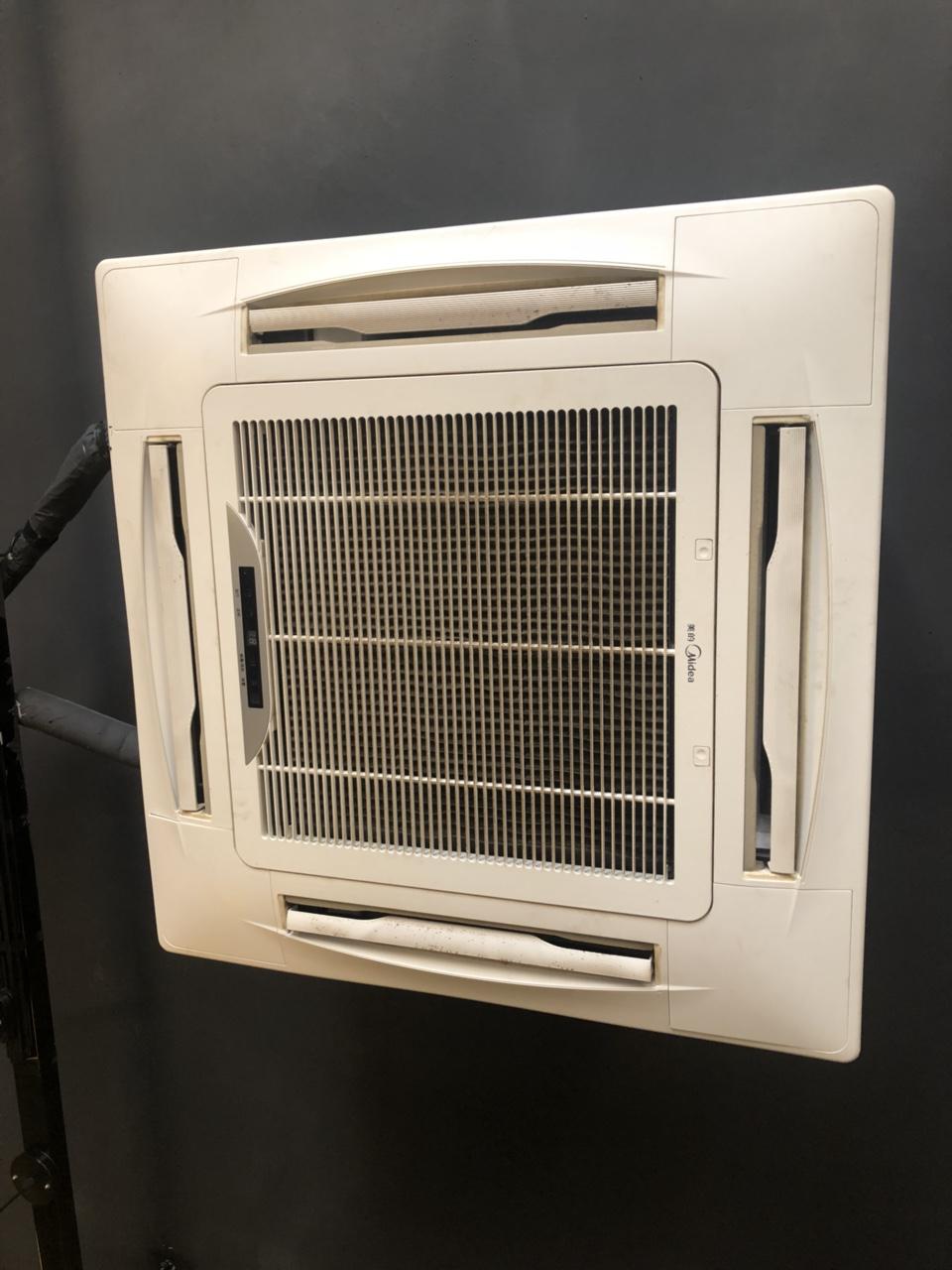 美的中央空调,价格可面议,一共有两台