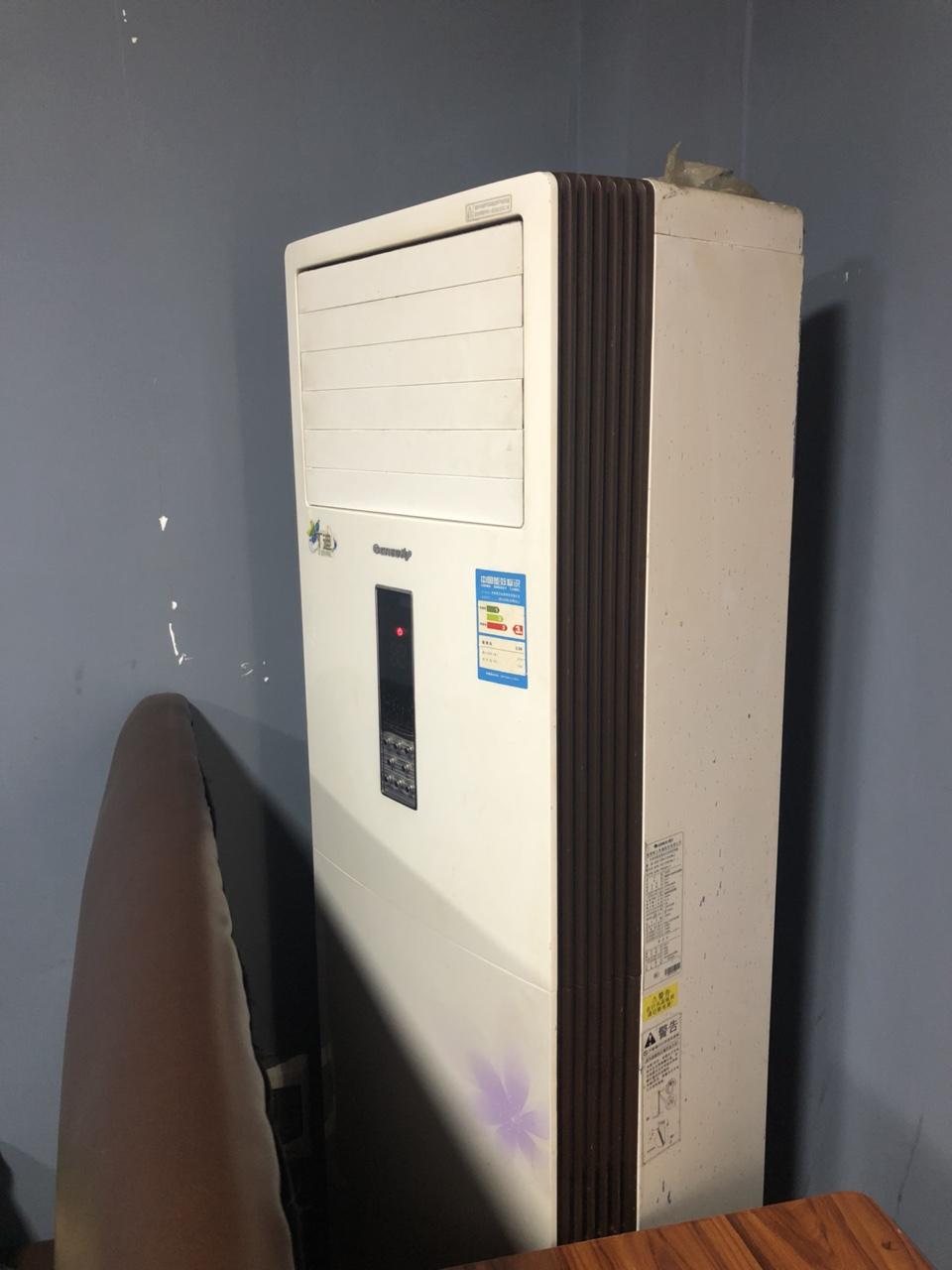 格力坐式空调,价格可面议,一共有两台