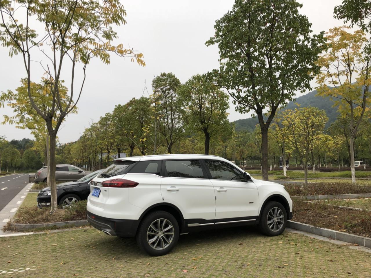 有一辆爱车打算卖掉,吉利博越2018款,1.8T自动4G联网。有全景天窗。车子是2018年十月份买的...