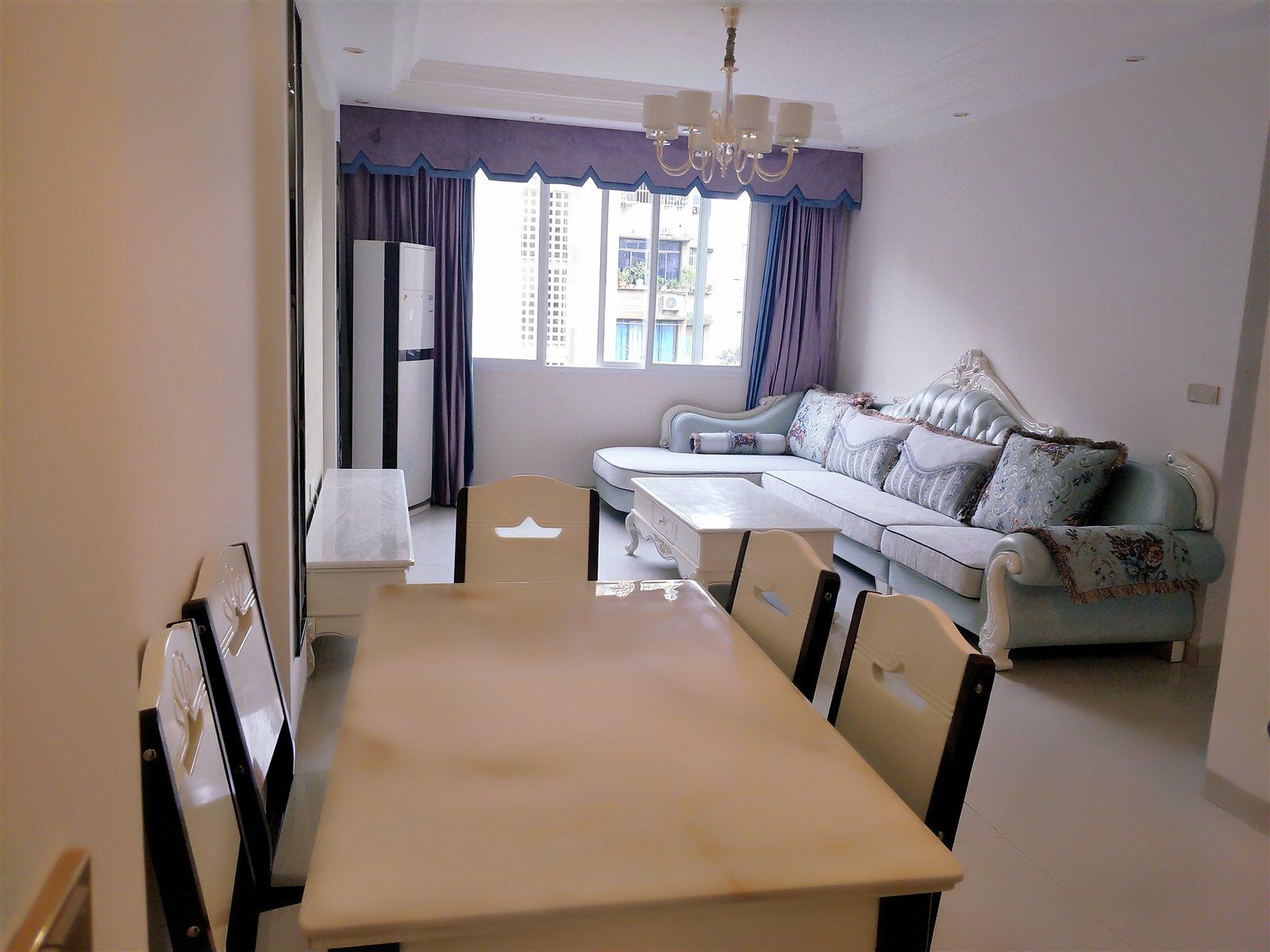 枣林桥电梯公寓精装3室 2厅 2卫64.8万