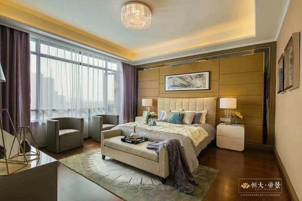城固恒大御景湾3室 2厅 2卫76万元图片