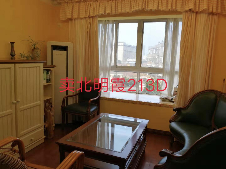 北明霞小区4一5楼中楼4室 2厅 2卫95.8万X