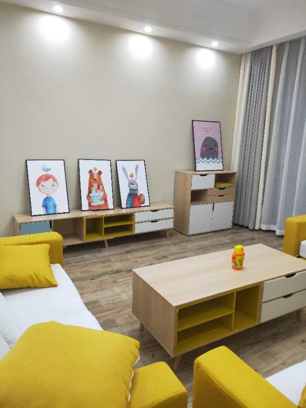 天成名都,新装修未入住3室 2厅 2卫89.9万元
