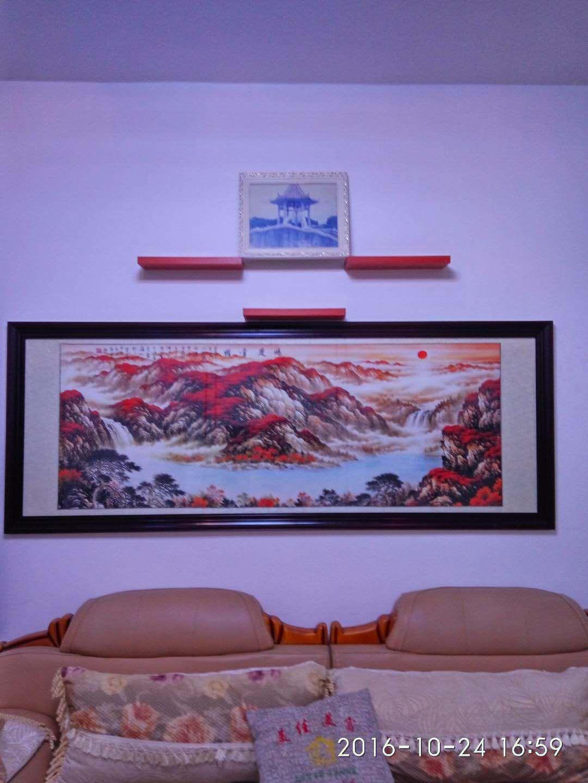 福麒山庄附近小区3楼3房精装修带杂间