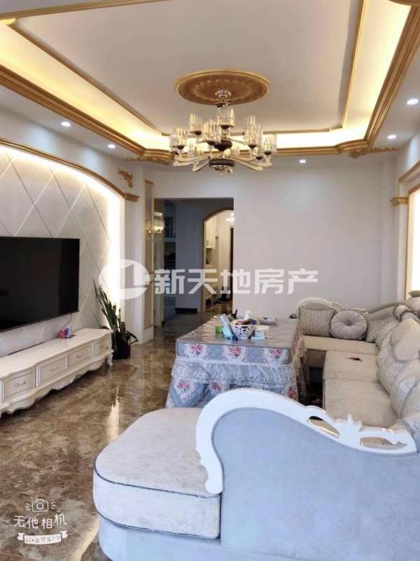 """步行街""""名人名居""""2室 2厅 2卫92.8万元"""