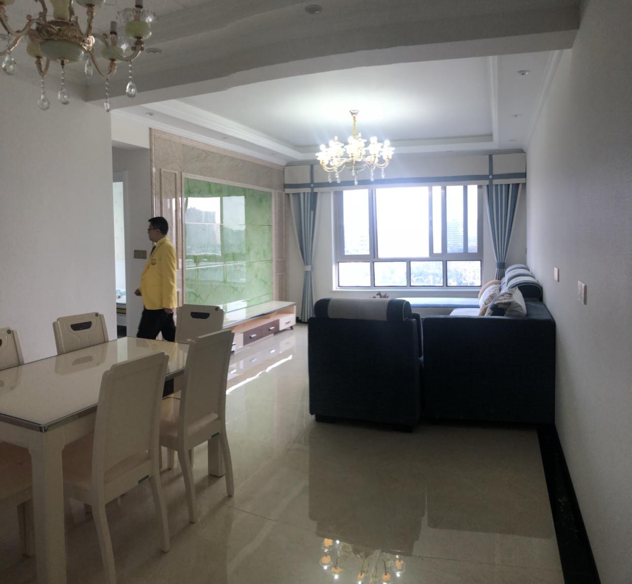 中铁仁禾广场3室 2厅 2卫110万元