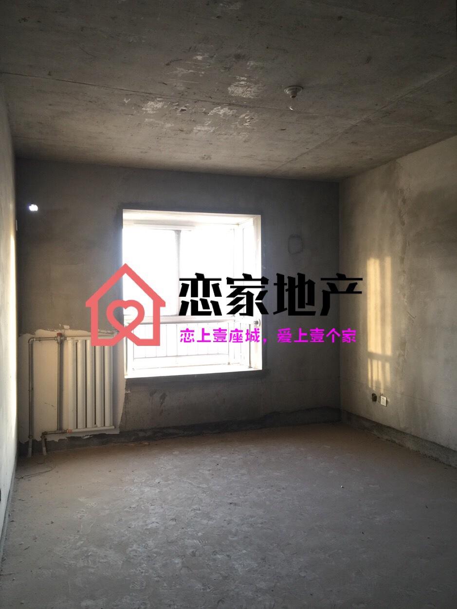 京城大厦3室 新房 南北通透 毛坯
