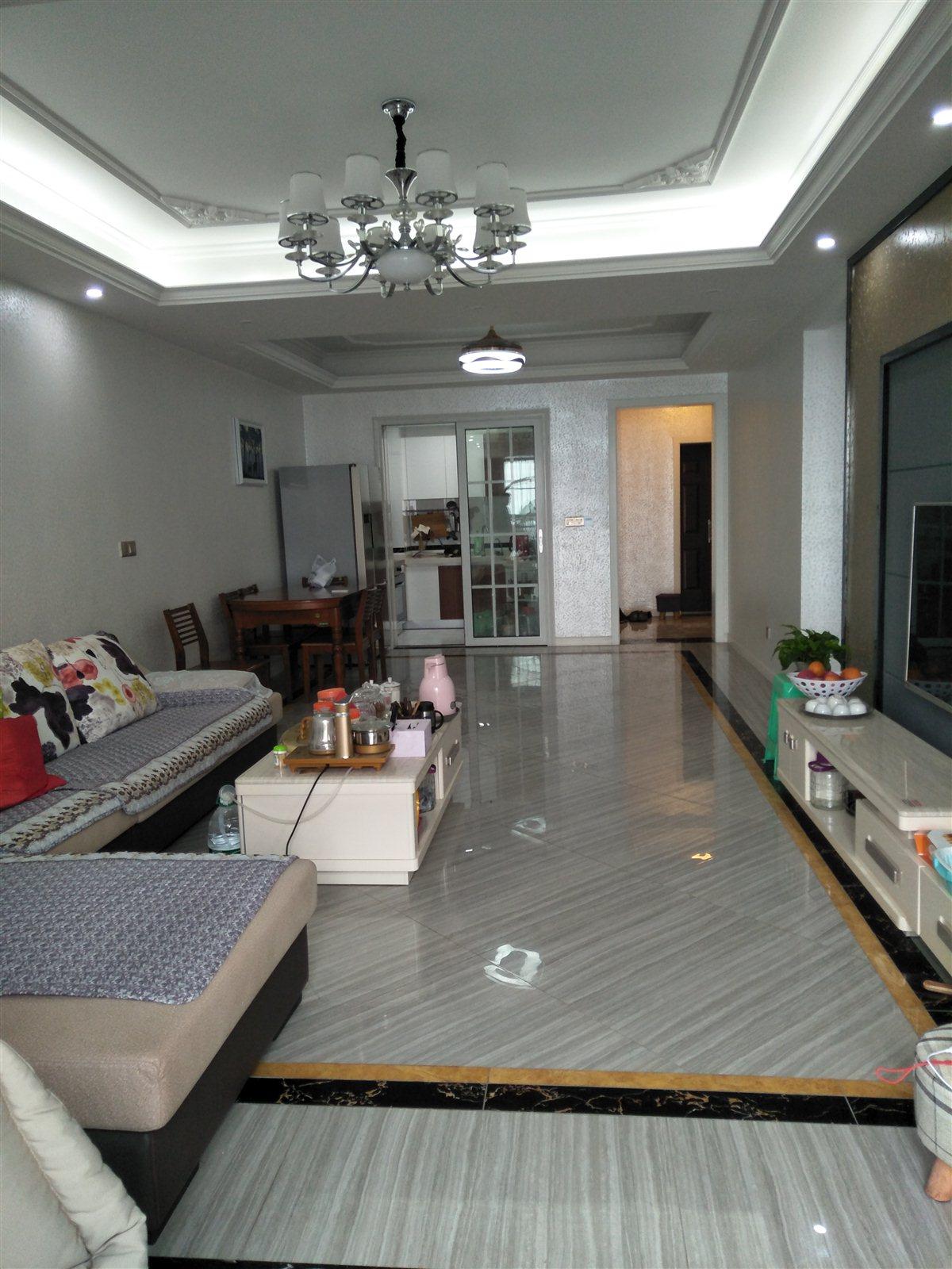 美丽泽京3室 2厅 2卫106万元
