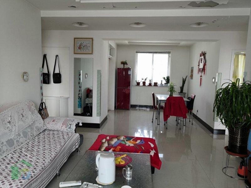 朝晖小区3室 2厅 120平米6楼精装地暖43万元