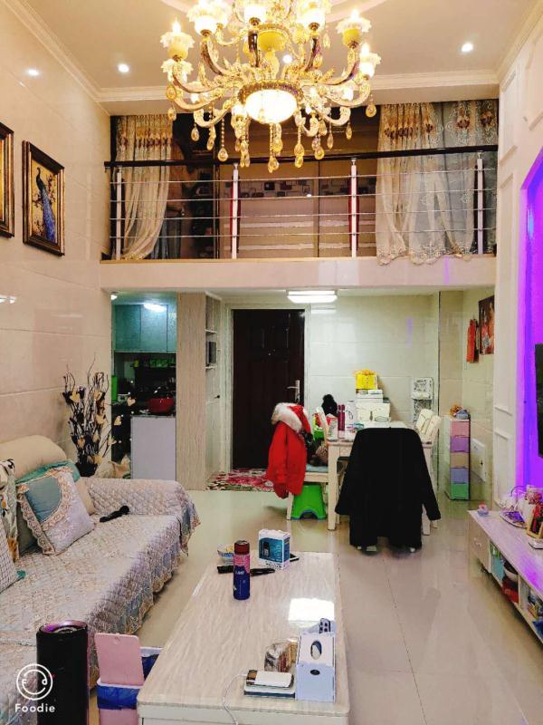 财富广场东区2室 1厅 1卫68万元