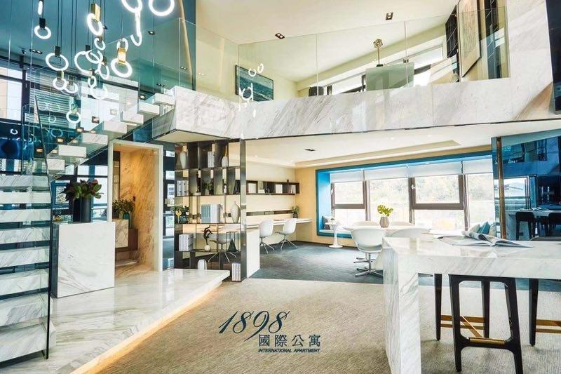 北大资源梦想城,LOFT两层公寓49.5万元