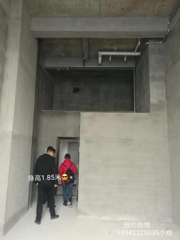 万民世贸广场5.3米层高复式公寓loft公寓