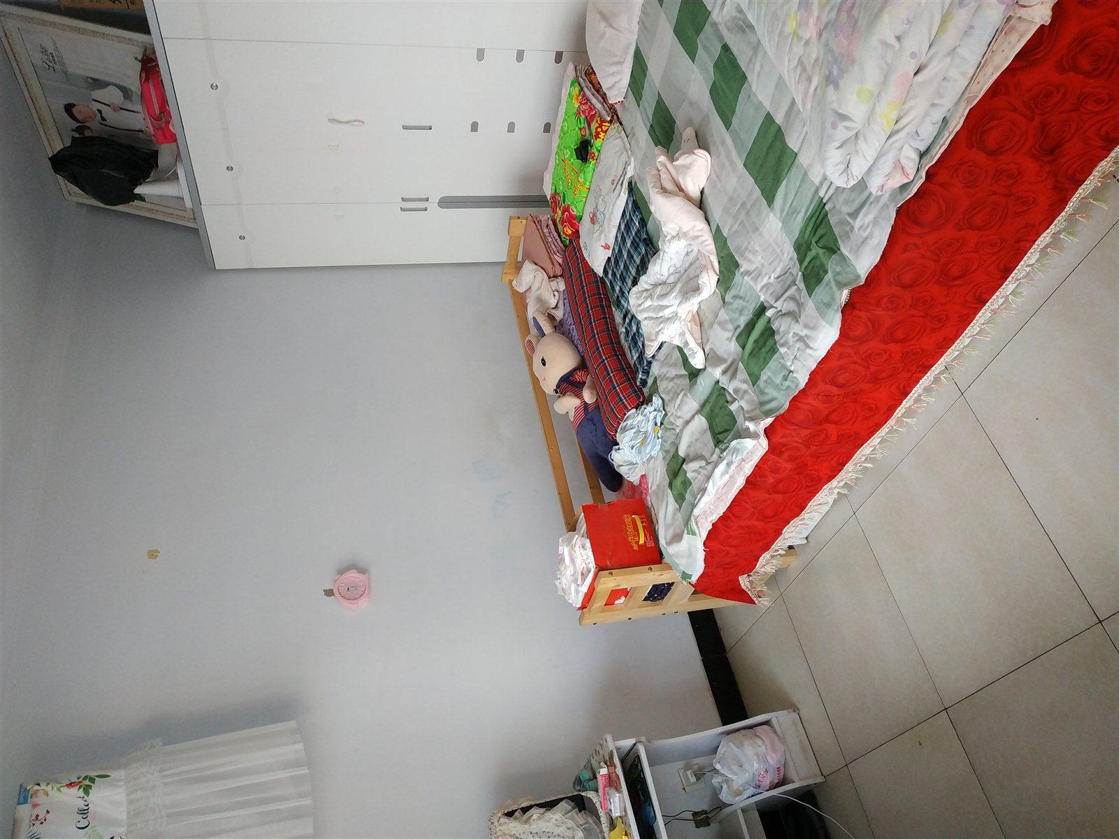 平安小区2室 1厅 1卫  赠储间