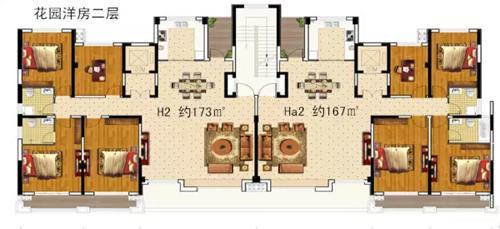 大海丽苑4室 2厅 2卫135万元