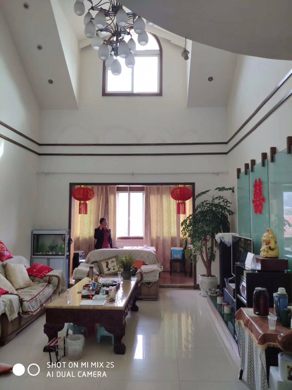 黔州花园楼中楼精装修诚心卖89万元