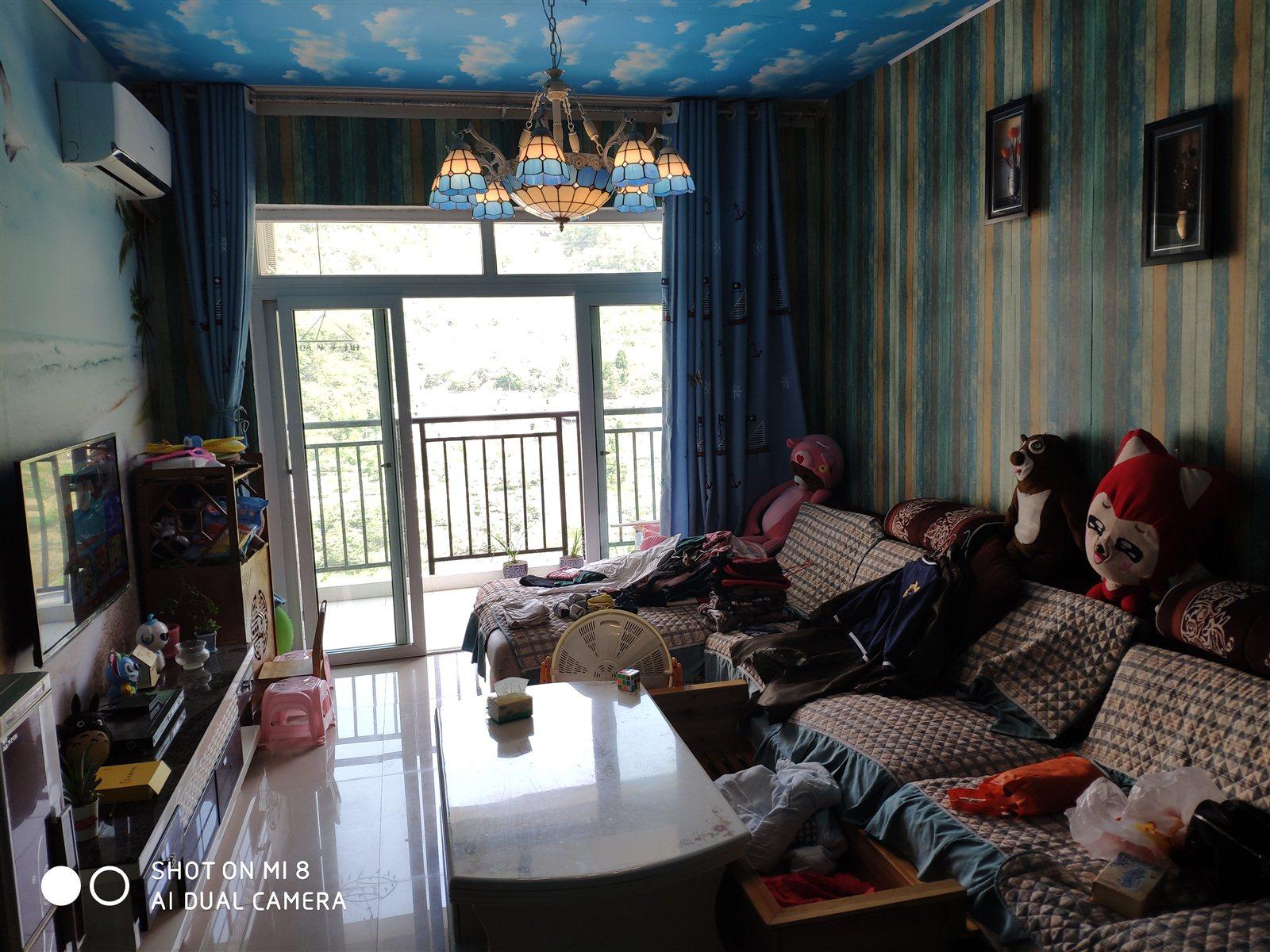 阳光花园2室 2厅 1卫40万元