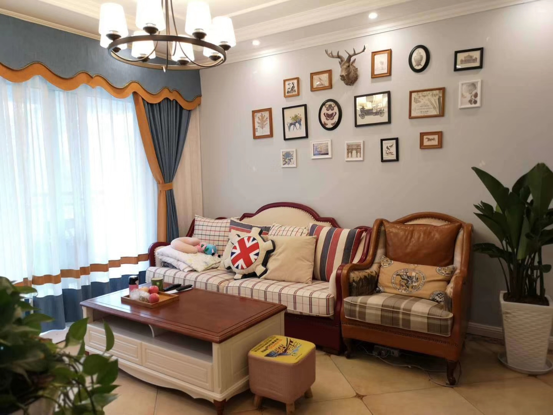 江岸国际2室 2厅 2卫65.8万元