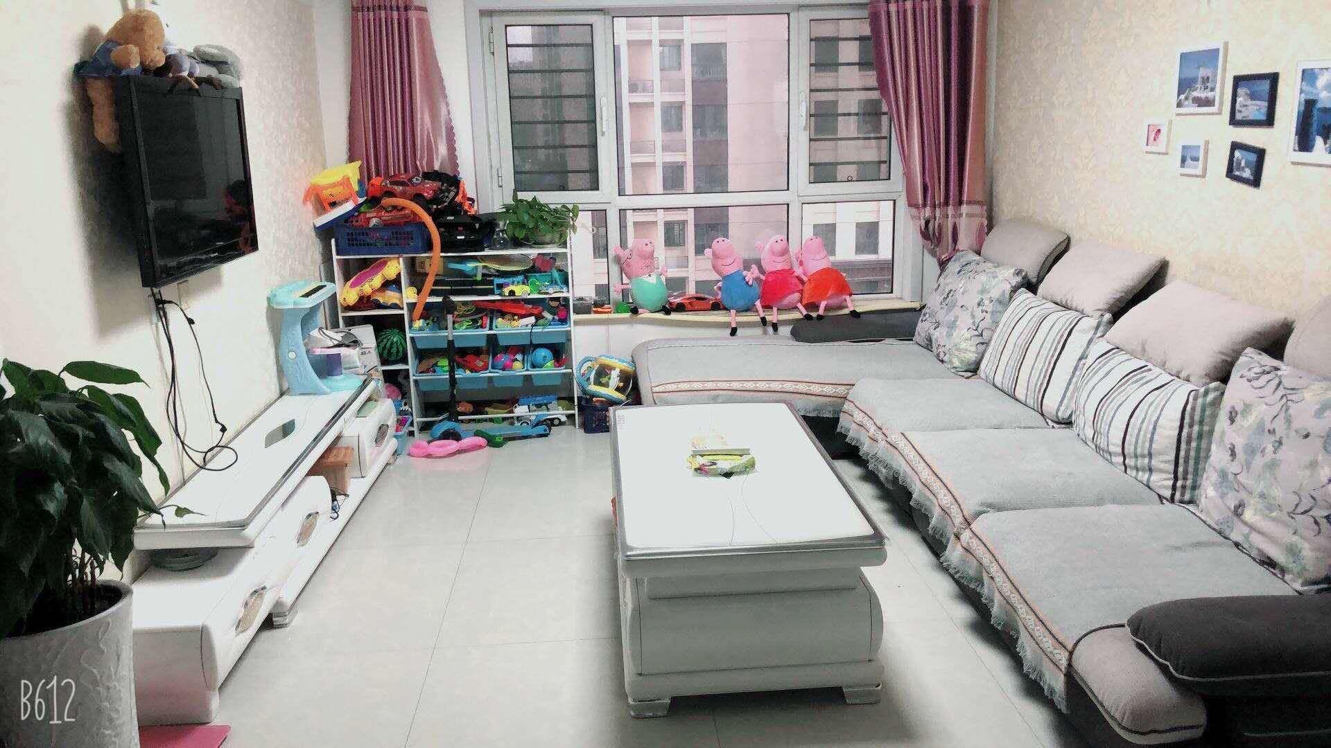 馨河郦舍3室 2厅 2卫57万元
