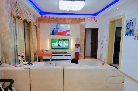 黔龙阳光国际二期精装3室 2厅 2卫76万元